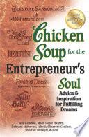 Chicken Soup For The Entrepreneur S Soul