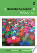 The Routledge Companion to Education