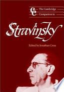 The Cambridge Companion to Stravinsky