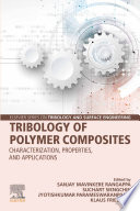 Tribology of Polymer Composites Book