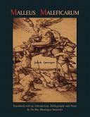 Malleus Maleficarum- Montague Summers Translation