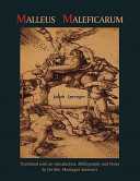 Malleus Maleficarum- Montague Summers Translation
