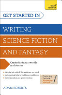 Get Started in Writing Science Fiction and Fantasy Pdf/ePub eBook