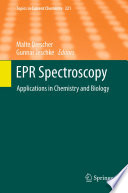 Epr Spectroscopy Book PDF