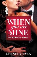 When You Are Mine [Pdf/ePub] eBook