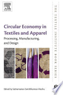 Circular Economy In Textiles And Apparel Book PDF