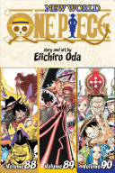 One Piece  Omnibus Edition   Vol  30