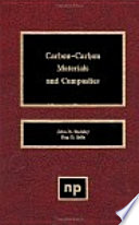 Carbon Carbon Materials and Composites Book