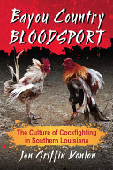 Bayou Country Bloodsport Book