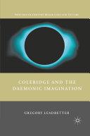 Coleridge and the Daemonic Imagination [Pdf/ePub] eBook