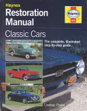 Classic Car Restoration Guide