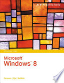 New Perspectives On Microsoft Windows 8 Introductory