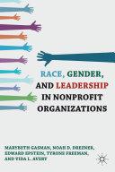Race, Gender, and Leadership in Nonprofit Organizations [Pdf/ePub] eBook