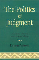 The Politics of Judgment
