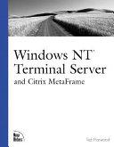Windows Nt Terminal Server And Citrix Metaframe Book PDF