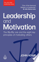 Leadership And Motivation Book PDF