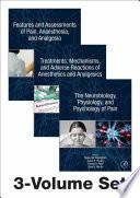The Neuroscience of Pain  Anesthetics  and Analgesics