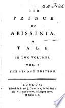 The Prince Of Abissinia Book PDF