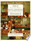 Paris Boulangerie-pâtisserie