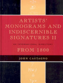 Artists  Monograms and Indiscernible Signatures II