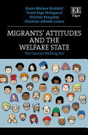 Migrants    Attitudes and the Welfare State
