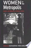 Download Women in the Metropolis Epub