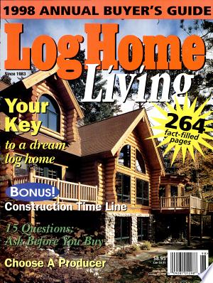 Log+Home+Living