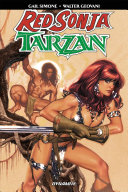 link to Red Sonja/Tarzan in the TCC library catalog