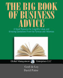 The Big Book of Business Advice