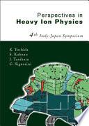 Perspectives in Heavy Ion Physics