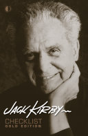 Jack Kirby Checklist Gold Edition