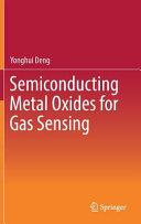 Semiconducting Metal Oxides for Gas Sensing