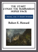 Pdf The Start Conan the Barbarian Super Pack