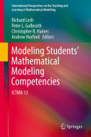 Modeling Students' Mathematical Modeling Competencies