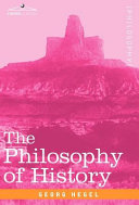 Pdf The Philosophy of History Telecharger