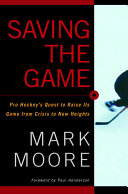 Saving the Game Book