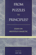 From Puzzles to Principles