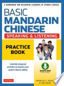 Basic Mandarin Chinese Speaking Listening Practice Book
