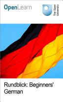 Rundblick: beginners' German