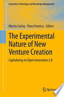 The Experimental Nature of New Venture Creation