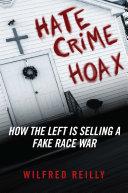 Pdf Hate Crime Hoax