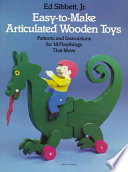 Easy-to-make Articulated Wooden Toys