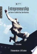 """""""Entrepreneurship & How to Establish Your Own Business"""" by Johan Strydon, Alex Antonites, Andreas De Beer, Mike Cant, Hannelize Jacobs"""