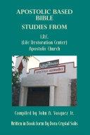 Pdf Apostolic Based Bible Studies from L.R.C. (Life Restoration Center) Apostolic Church Telecharger