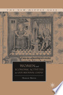 Women And Economic Activities In Late Medieval Ghent