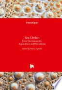 Sea Urchin Book