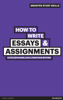 How to Write Essays & Assignments