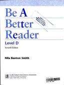 Be a Better Reader
