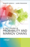 A First Course in Probability and Markov Chains [Pdf/ePub] eBook