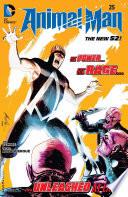 Animal Man (2011-) #25